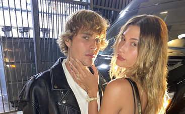 Джастин Бибер с женой снялись в эротической фотосессии для глянца