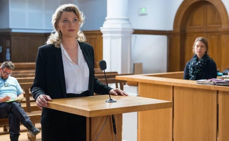 Сесиль Буа: Я вложила в образ детектива Ренуар много себя