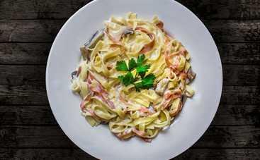 Паста карбонара: простой рецепт итальянского блюда от участника Топ-модели по-украински