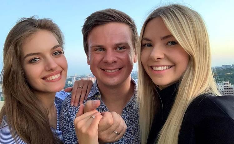 В семье Дмитрия Комарова произошло пополнение: Будь самой счастливой на свете