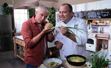 Готовим вместе. Домашняя кухня: смотреть онлайн 31 выпуск от 10.10.2020