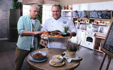Готовим вместе: Блюда с характером (эфир от 11.10.2020)