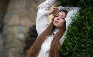 Первые репетиции: Старшая дочь Оли Поляковой намерена покорять сцену