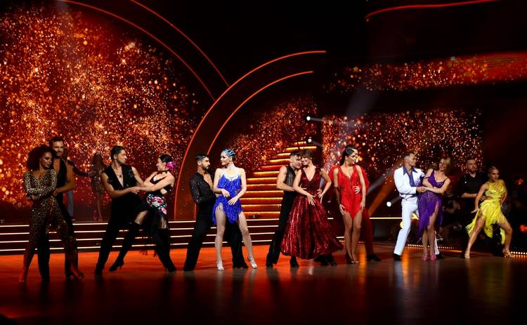 Танці з зірками-2020: смотреть 8 выпуск онлайн (эфир от 18.10.2020)