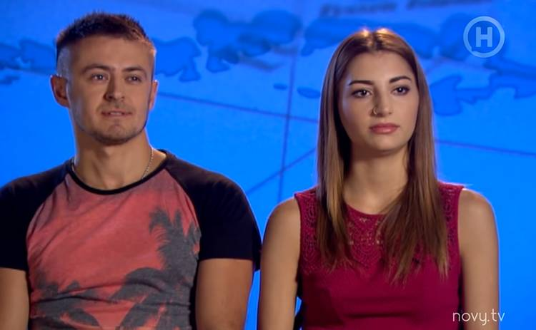 Кохання на виживання-4: Антон и Армине расстались, девушка вышла замуж за другого
