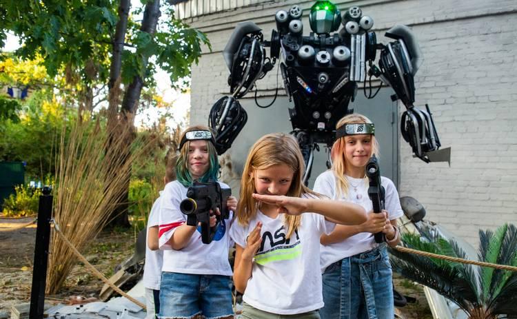 Роботы-великаны, лазертаг и пейнтбол: гид по робопарку ВДНГ