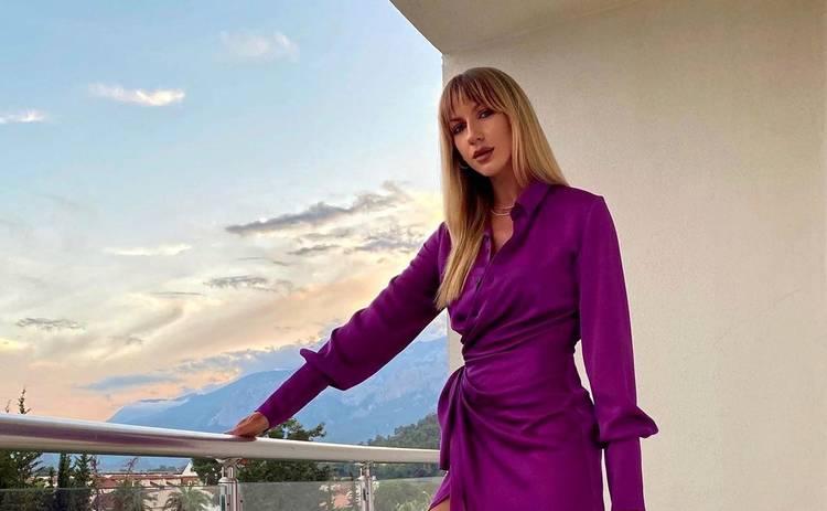 Леся Никитюк призналась, что встречалась с Дантесом
