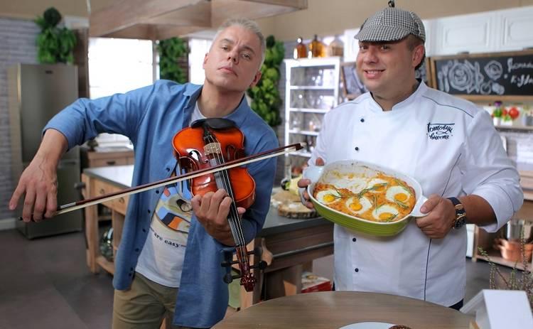Готовим вместе. Домашняя кухня: смотреть онлайн 32 выпуск от 17.10.2020