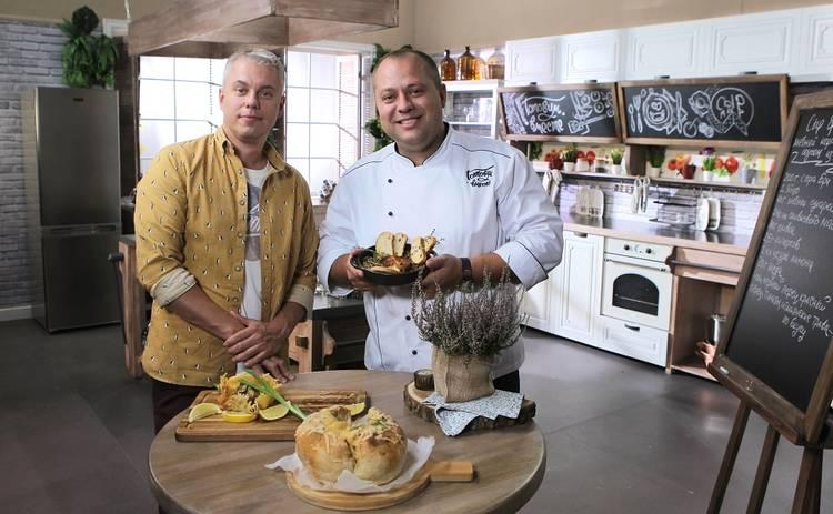 Готовим вместе: Блюда из сыра (эфир от 18.10.2020)