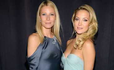 Голливудские звезды Гвинет Пэлтроу и Кейт Хадсон назвали худшие экранные поцелуи в своей карьере