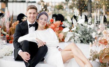 Не ванильно: Супруга Владимира Остапчука похвасталась дерзким и страстным видео с телеведущем