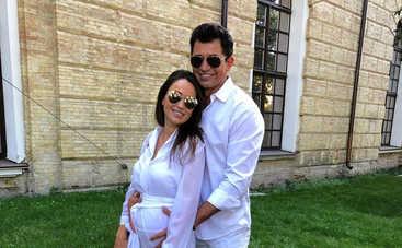 Я против присутствия мужа на родах: Супруга Андрея Джеджулы рассказала, как протекает ее беременность