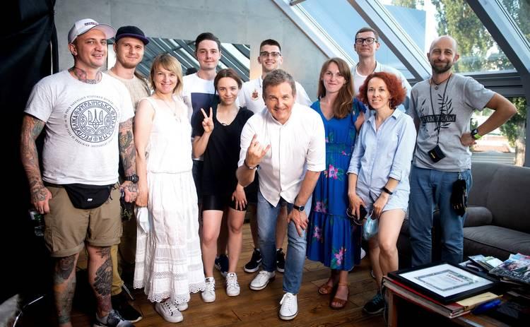 Фантастичні українці: на ТВ покажут, кем являются современные украинские творцы