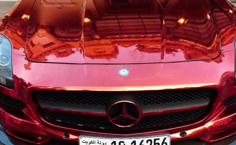 Водители в Украине смогут сами выбирать комбинации номерных знаков