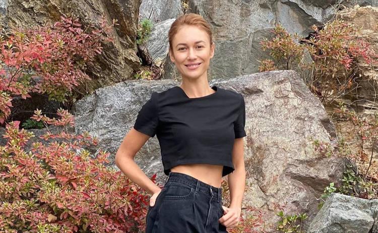 Ольга Куриленко нарвалась на критику из-за своей чрезмерной худобы
