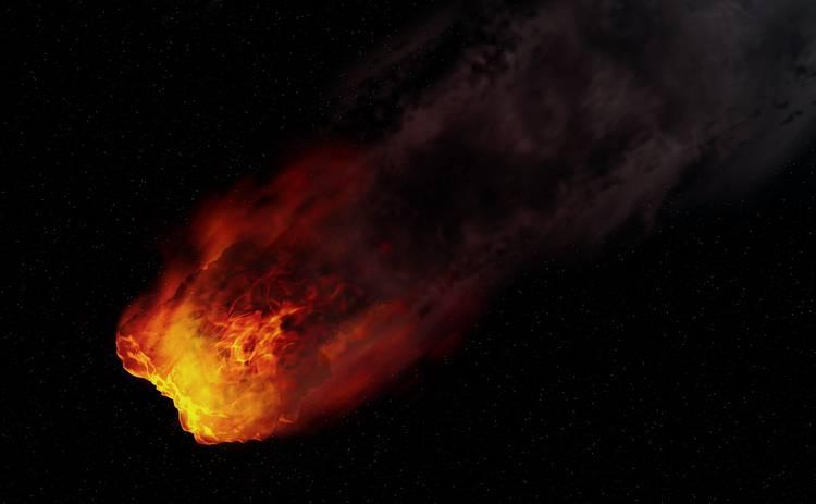 Ученый из США предупредил об опасности столкновения Земли с астероидом