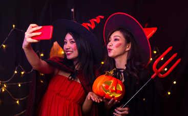Макияж на Хэллоуин-2020: крутые идеи для тех, кто не умеет рисовать