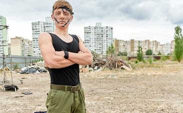 Эрик Блищик: Если бы не стал актёром, работал бы в полиции