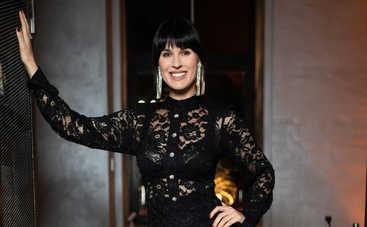 Маша Ефросинина восхитила публику образом в брюках за 26 тысяч гривен