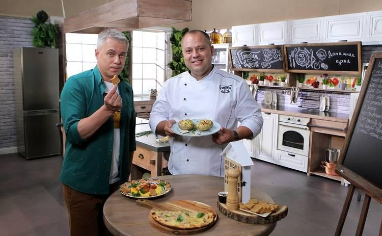 Готовим вместе. Домашняя кухня: смотреть онлайн 33 выпуск от 24.10.2020