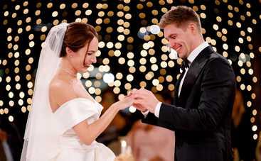 Это важный, классный шаг: Владимир Остапчук – о венчании с Кристиной Горняк