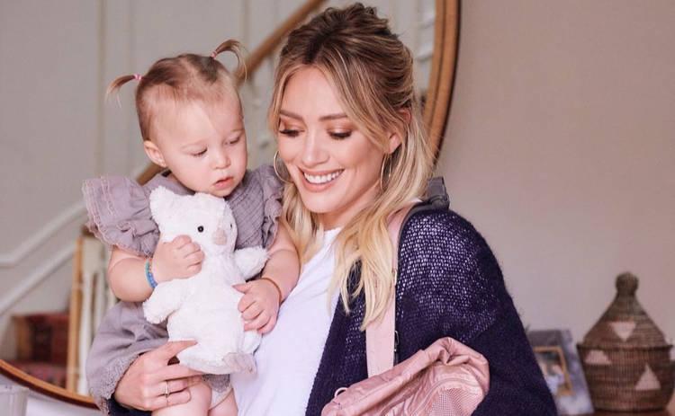 Хилари Дафф призналась, что ждет третьего ребенка