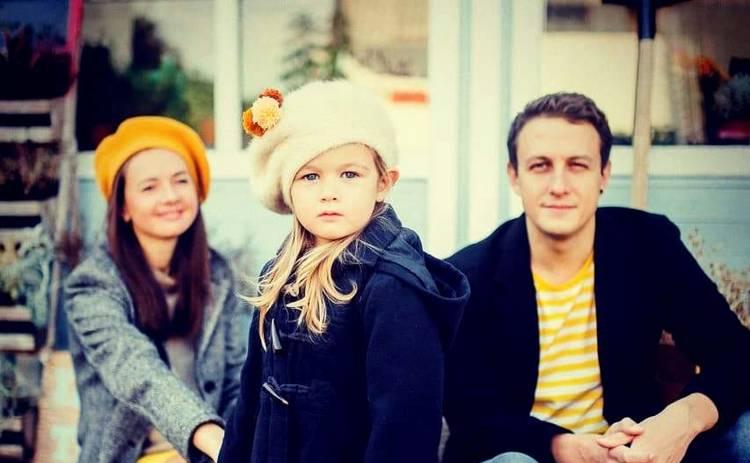 Ведущий ТСН Святослав Гринчук показал трогательные фото со дня рождения дочери Дзвинки