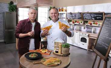 Готовим вместе. Домашняя кухня: смотреть онлайн 34 выпуск от 31.10.2020