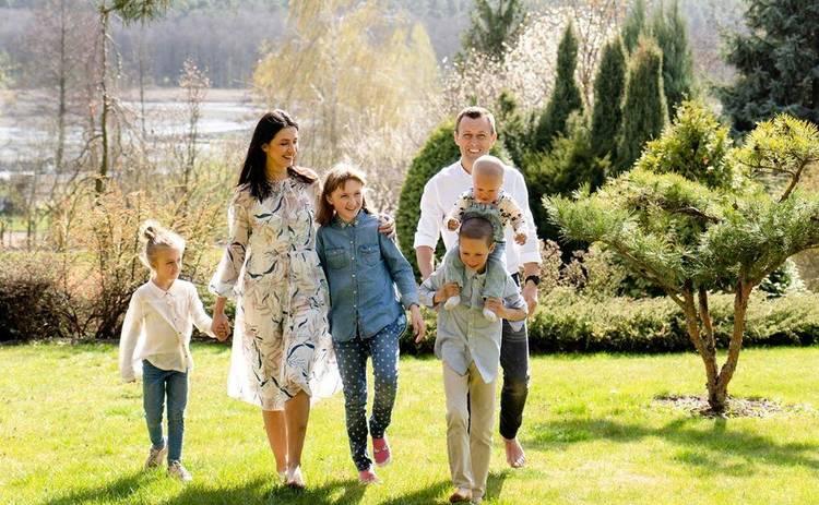 Ведущая 1+1 Валентина Хамайко рассказала о пополнении в семье