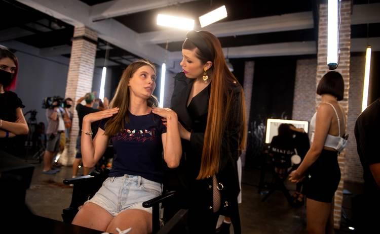 Супер Топ-модель по-украински: свое перевоплощение участница встретила скандалом и впала в истерику