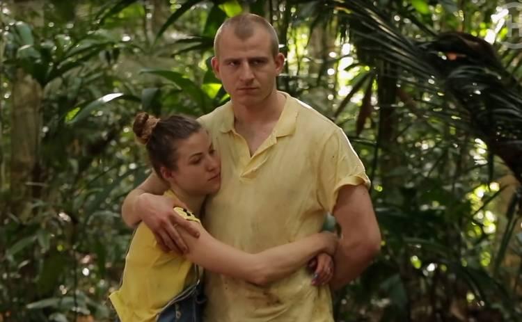 Кохання на виживання-4: участник реалити попал в ловушку со змеями в джунглях