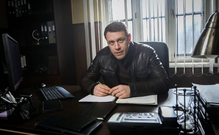 Иван Оганесян станет полицейским в новом сериале «Шуша»