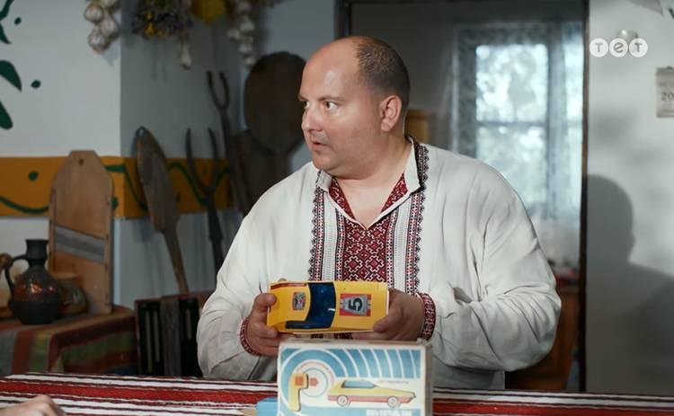 Однажды под Полтавой-11: смотреть 20 серию онлайн (эфир от 13.11.2020)