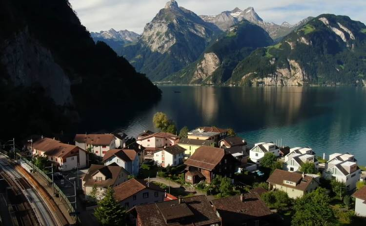 Большие выпуски с Антоном Птушкиным 2 сезон: Швейцария - смотреть онлайн 2 выпуск от 08.11.2020