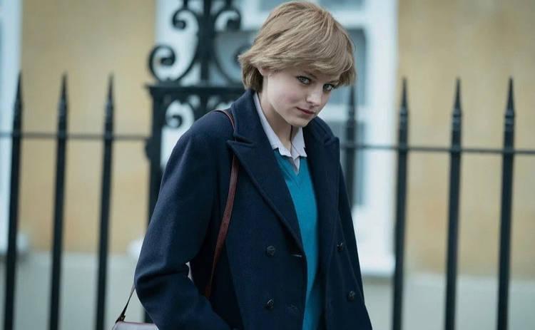 Исполнительница роли принцессы Дианы Эмма Коррин снялась обнаженной для мужского глянца