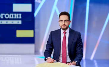 Ведущие канала Украина вспомнили курьезные и очень смешные случаи за годы работы в кадре