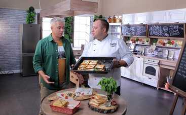 Готовим вместе: Горячие сэндвичи (эфир от 22.11.2020)