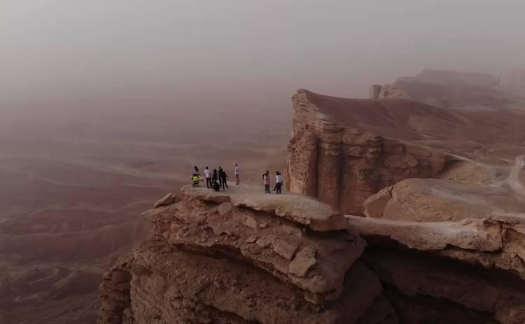 Большие выпуски с Антоном Птушкиным 2 сезон - Саудовская Аравия: смотреть онлайн 4 выпуск от 22.11.2020