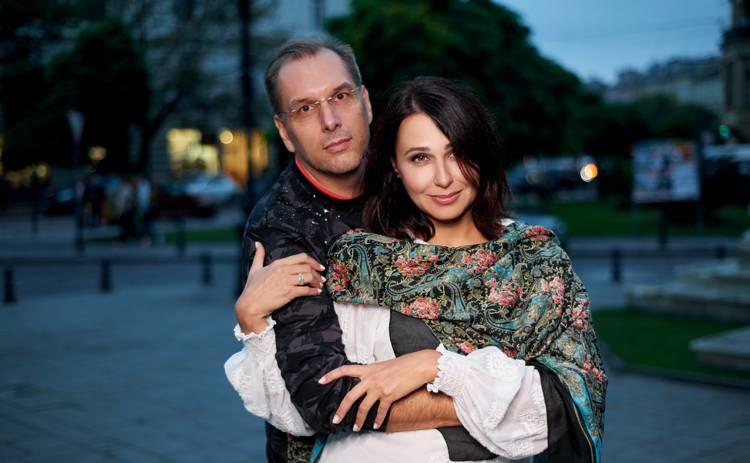 Наталья Мосейчук – о предложении мужа, городе детства, как попала в Киев и на телевидение: фото из личного архива