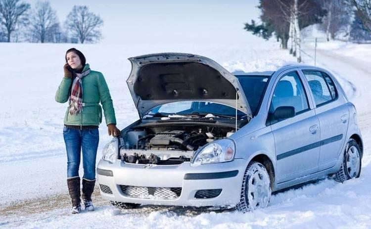 Уход за машиной зимой: три важных совета для автоледи - видео