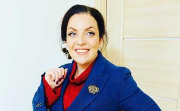 Наталья Холоденко восхитила игрой на бандуре