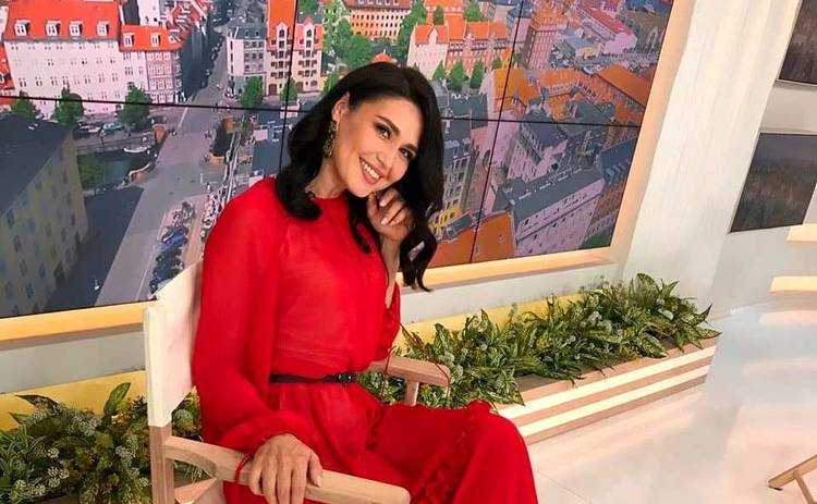 Людмила Барбир прослезилась в эфире