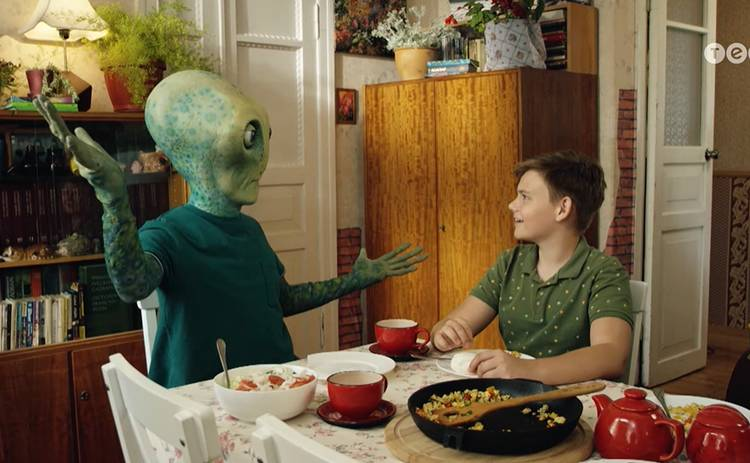 Пришелец: смотреть 6 серию онлайн (эфир от 02.12.2020)