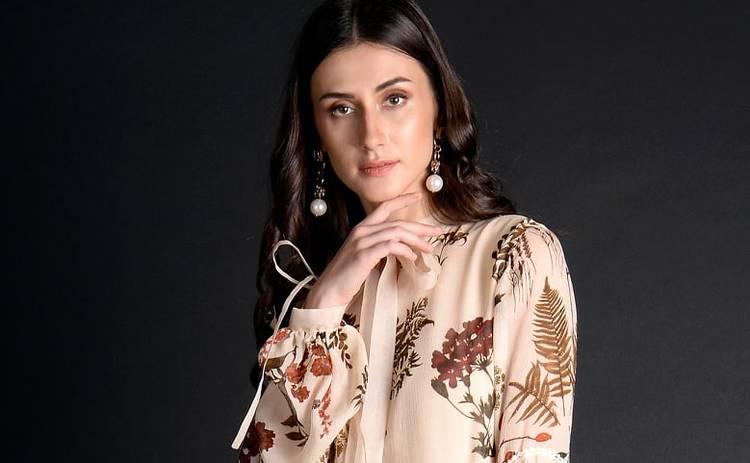 Актриса Дарья Мельник: Моим новогодним нарядом станет плюшевая пижама и носки с ёлочкой
