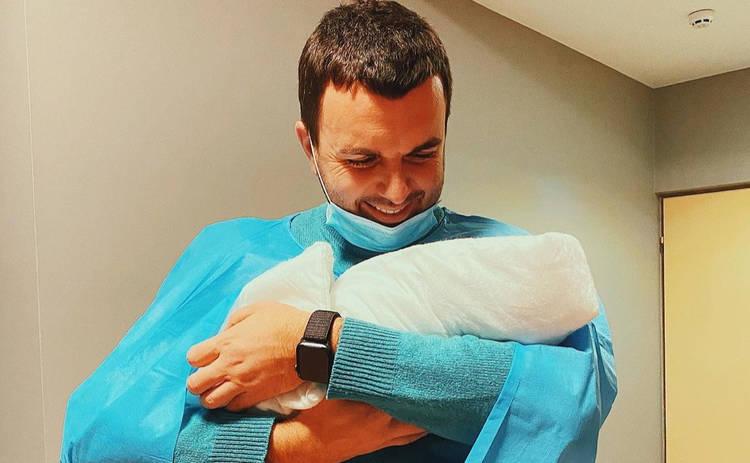 Многодетный отец Григорий Решетник рассекретил имя новорожденного сына