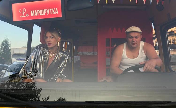 Le маршрутка-2: Леся Никитюк показала, где в Украине выращивают еду для богачей