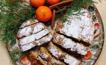 Рождественский штоллен: рецепт праздничной выпечки от Юлии Панковой