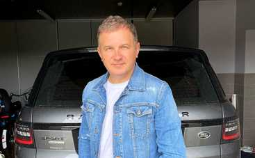 Потап спас Юрия Горбунова от аварии во время гололеда