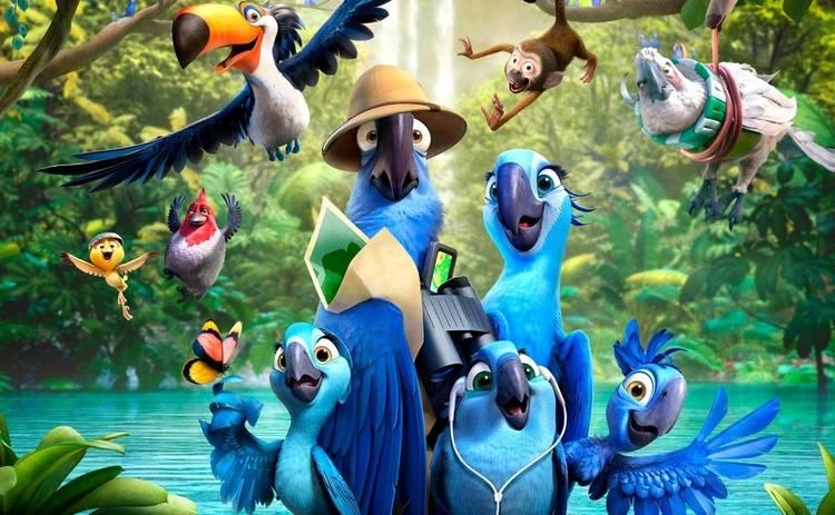 Жаркие страны, дикие приключения и сила дружбы – неделя мультфильмов на ТЕТ