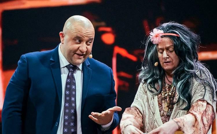 Дизель-шоу: смотреть выпуск онлайн (эфир от 18.12.2020)